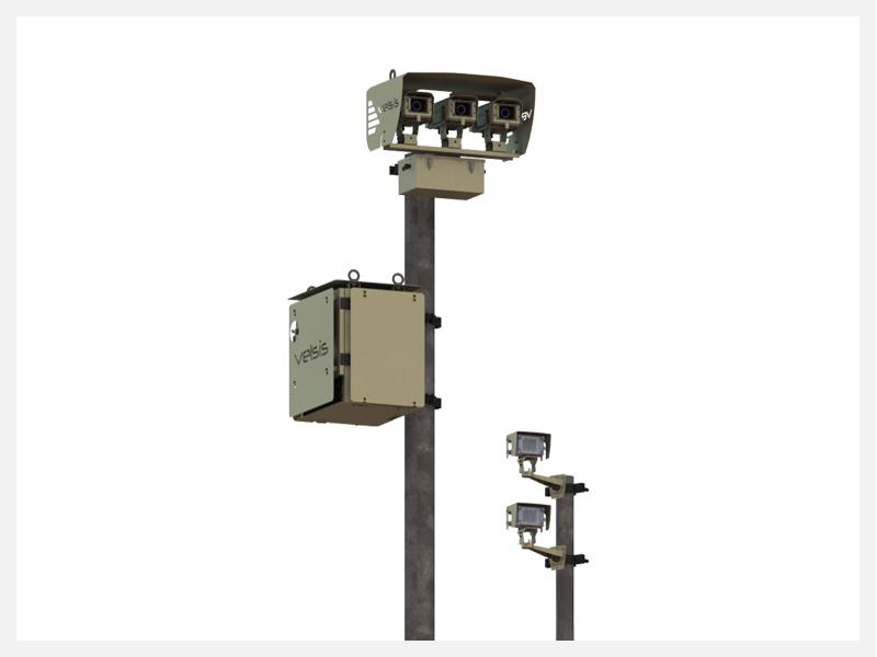 Radar fixo doppler