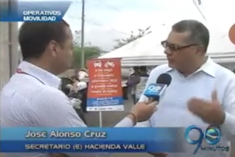 Sistema de fiscalização de placas reverte o cenários dos impostos da Colombia.